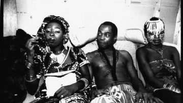 Fela Kuti – Music is the weapon