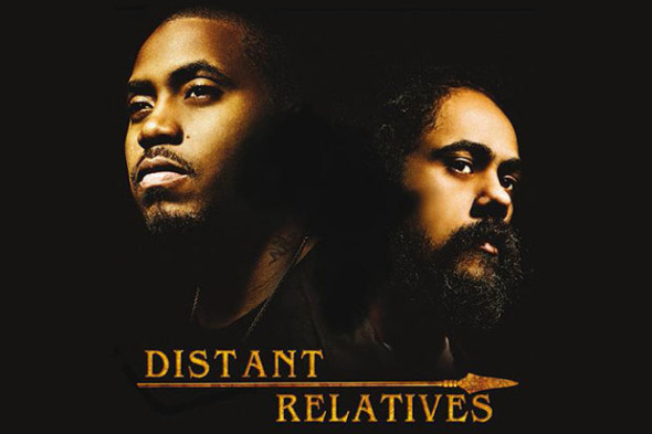 Distant Relatives w Afryce