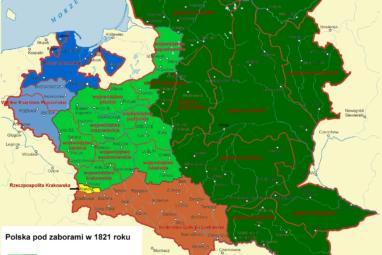 Polska też była kolonią?
